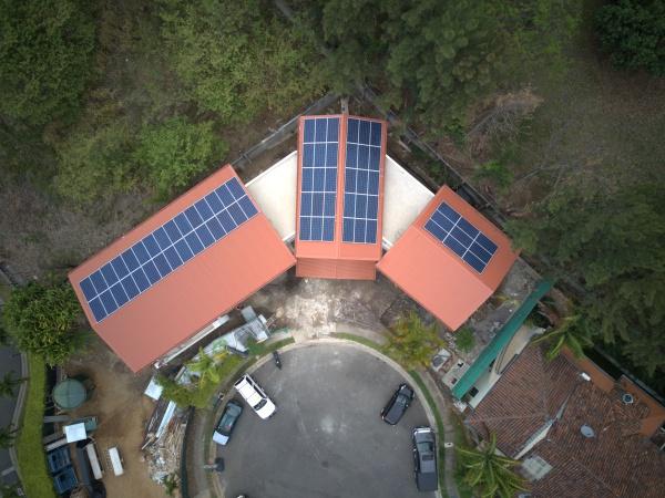 Santa Ana 22.42 kWp SolarEdge StorEdge